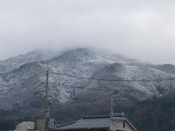 比叡山と大阪天満宮