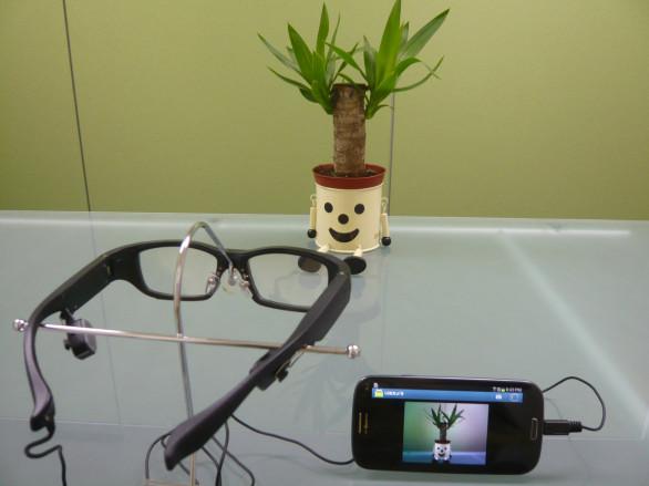 Androidアプリ 「VTMカメラ」