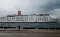 ピースボート オーシャンドリーム号 第9期内装工事
