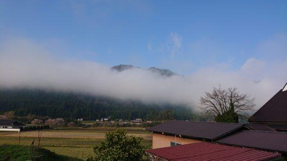 京都美山で日役のお手伝い