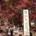 京都山科 毘沙門堂 紅葉狩り